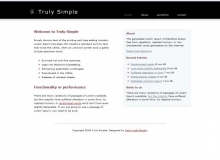 trulysimple